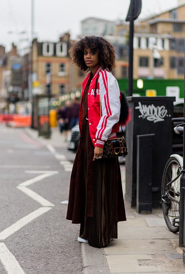London Fashion Week Street Style Spring 2017 091 Rene Bardot